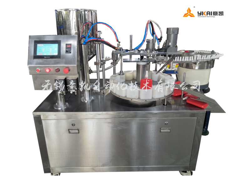 SGX-3-E半自动厌氧胶灌装机