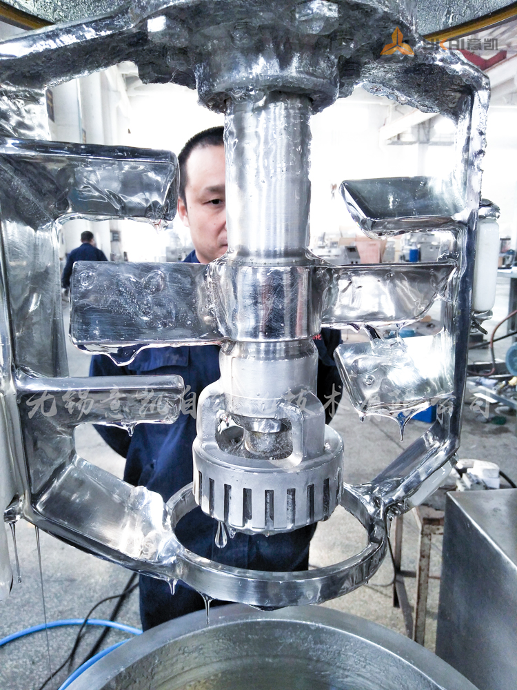 工业黄原胶-ZJR-30乳化机-水环泵2