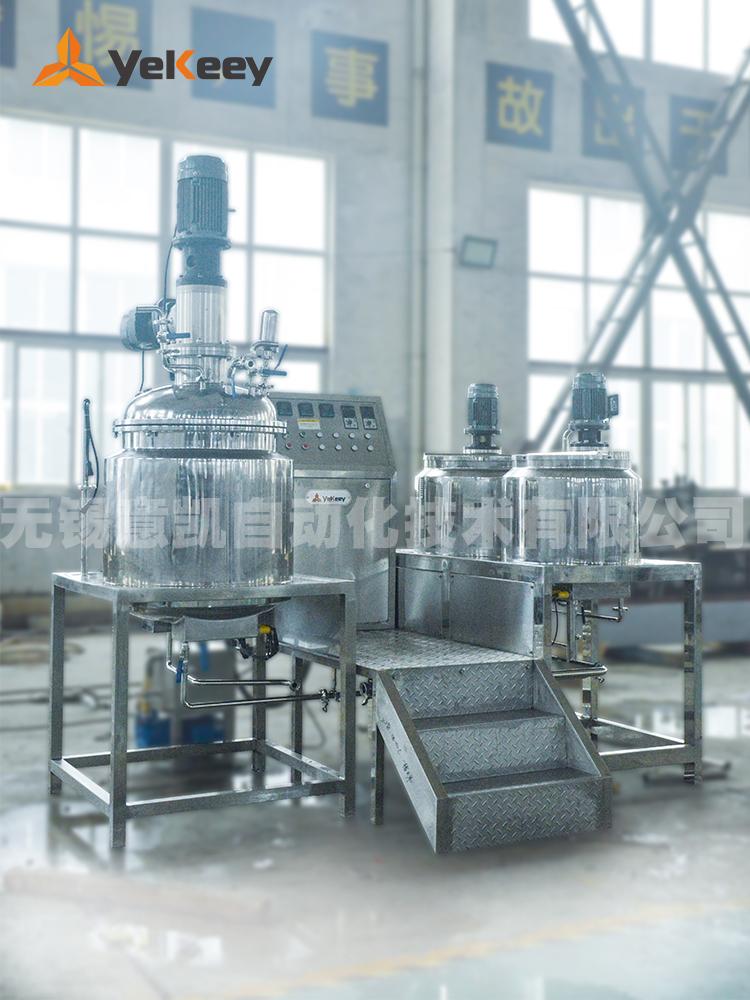 MF-250 真空乳化搅拌机 (1)