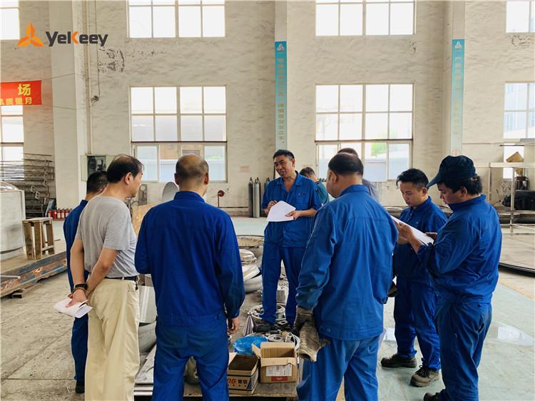 钣金部 焊接技能比赛 20190821 (8)