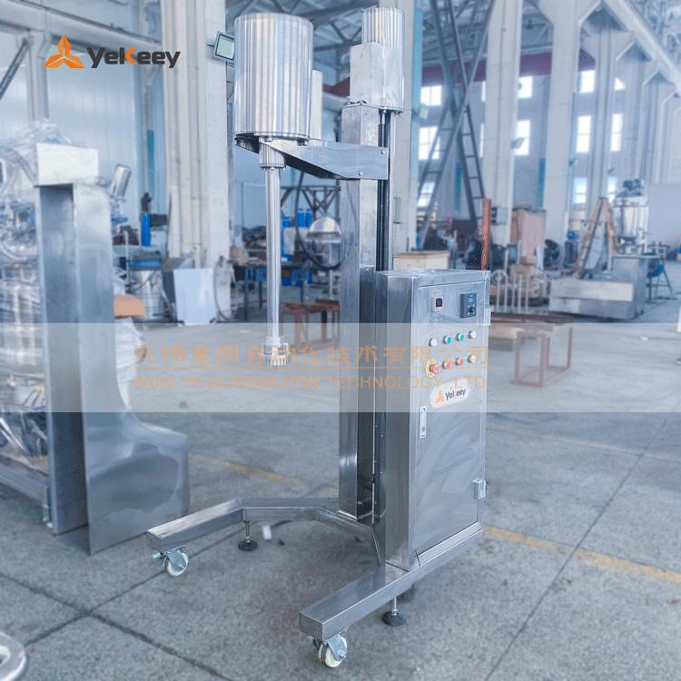 LR-150工业高剪切均质机