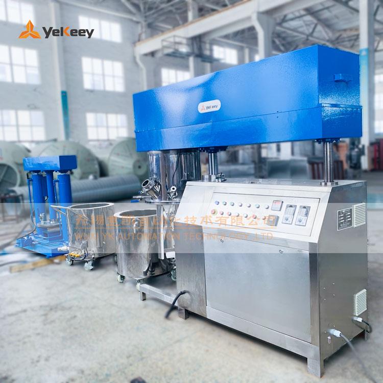 硅胶生产行星搅拌机设备