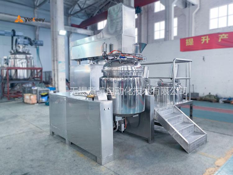 ZJR-350-PLC-带水油锅-乳化机3