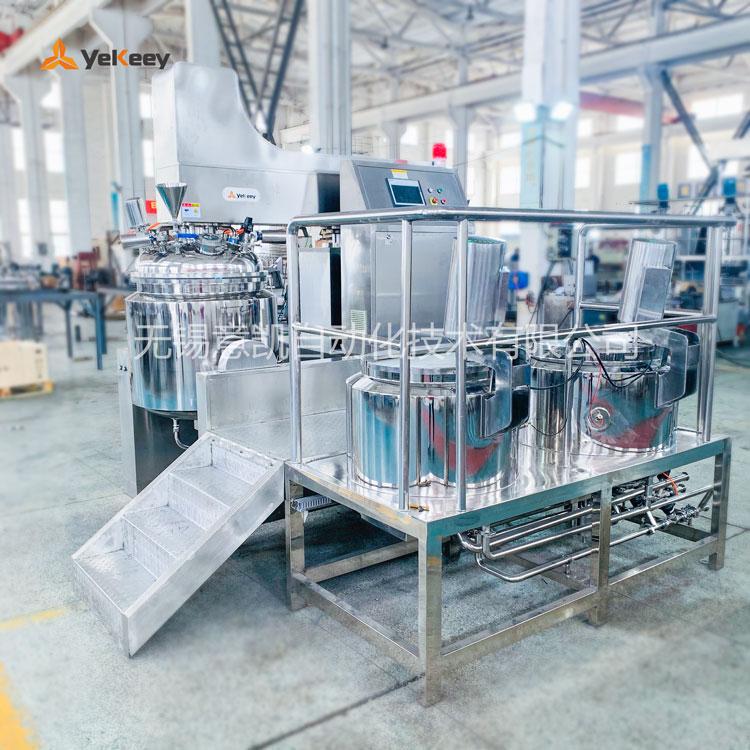 ZJR-350-PLC-带水油锅-乳化机4