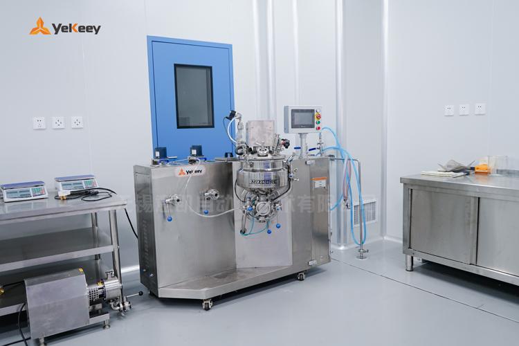 意凯实验室6 乳化均质机