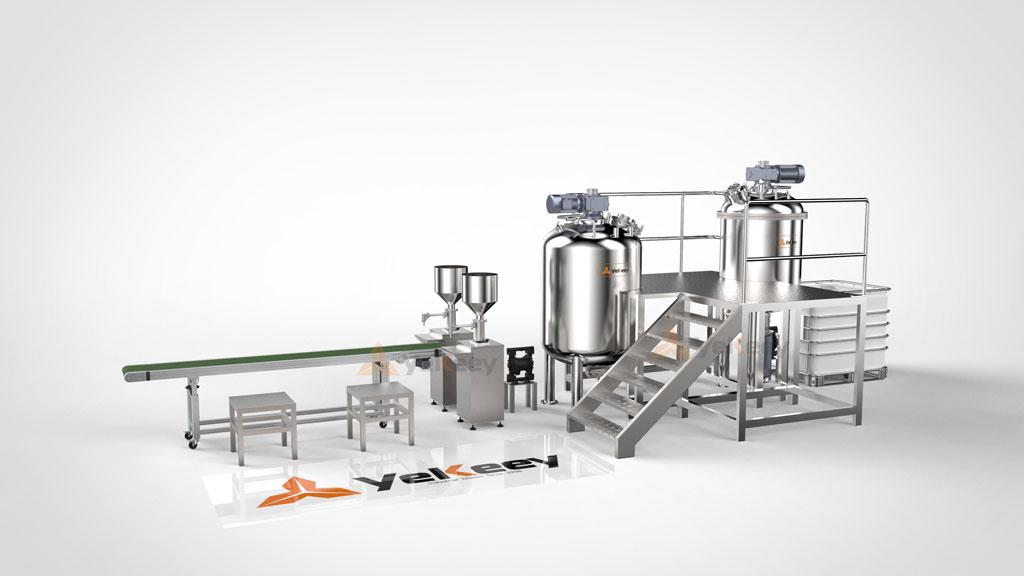大型-工业型消毒液-洗手液-免洗凝胶生产线水印