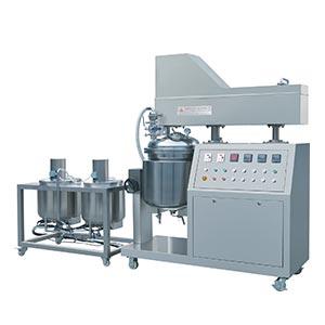 电加热真空乳化机