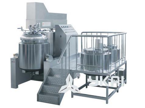 升降式均质乳化机有哪些优点?