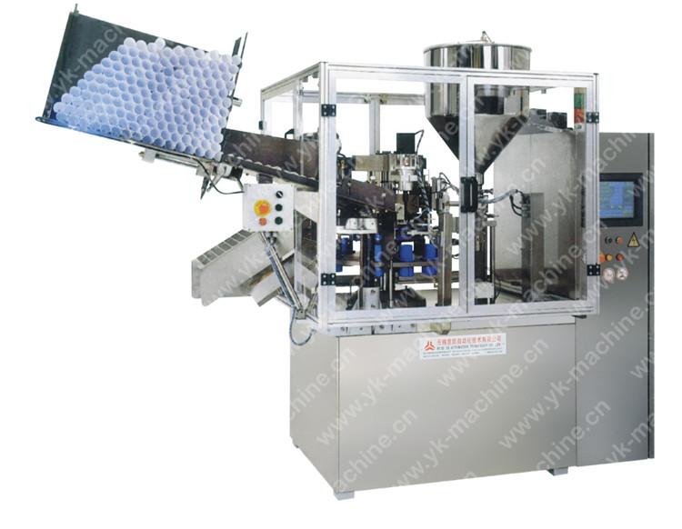 SGF-50全自动软管灌装封尾机