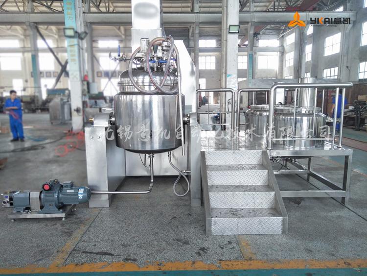 ZJR-350乳化机-按纽-带转子泵 20180930斯里兰卡