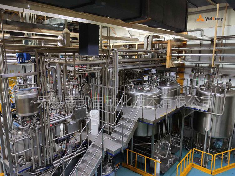 消毒洗手凝胶生产设备