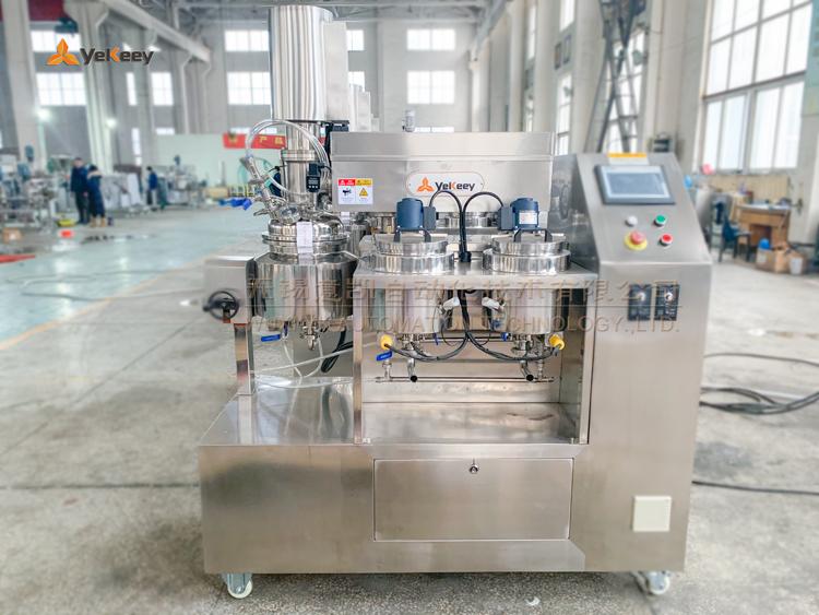 ZJR-5-10实验室乳化机