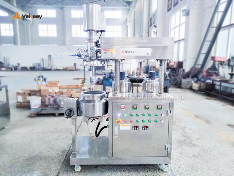 ZJR-10-按纽款-实验室乳化机