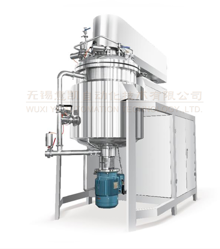 SPC-500下均质外循环乳化机