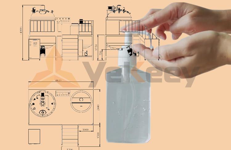 消毒凝胶生产设备