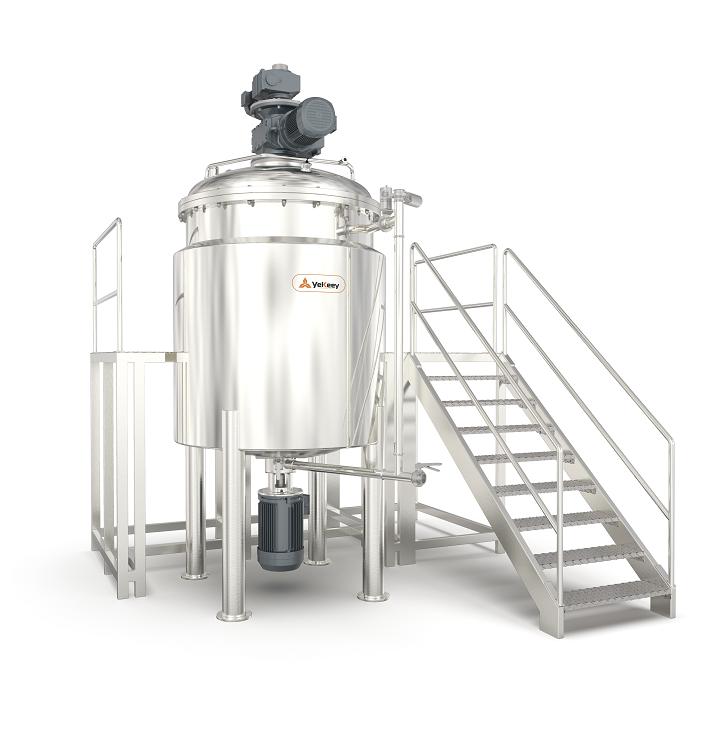 SP下均质循环乳化机