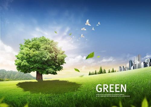 绿色太阳能