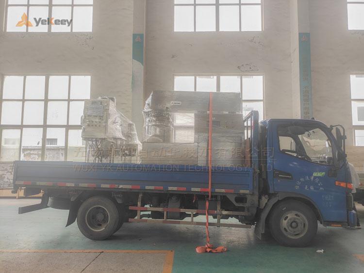 药膏生产配料乳化搅拌设备