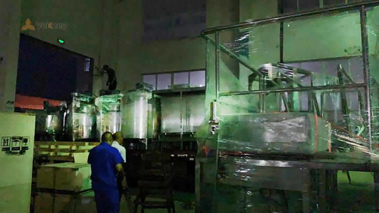 乳化搅拌机发货4