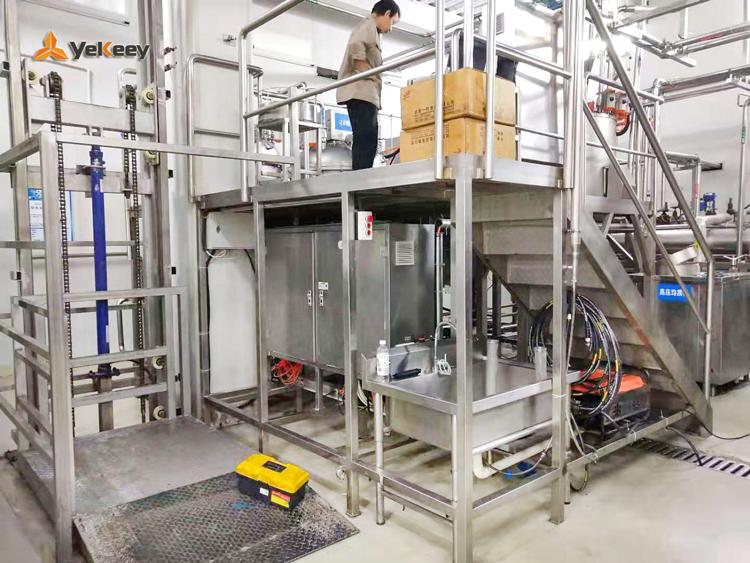 食品调味酱生产设备
