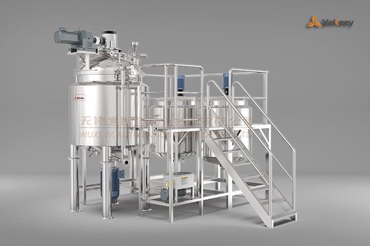 SPA-1500 高剪切乳化搅拌罐